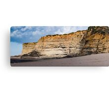 Portuguese Atlantic coast Canvas Print