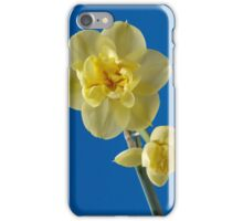 Yellow Narcissus iPhone Case/Skin