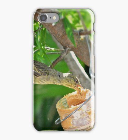 and........ stretch... iPhone Case/Skin