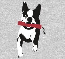 Bomb Dog One Piece - Long Sleeve