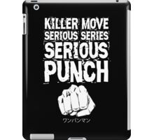 Serious Punch iPad Case/Skin