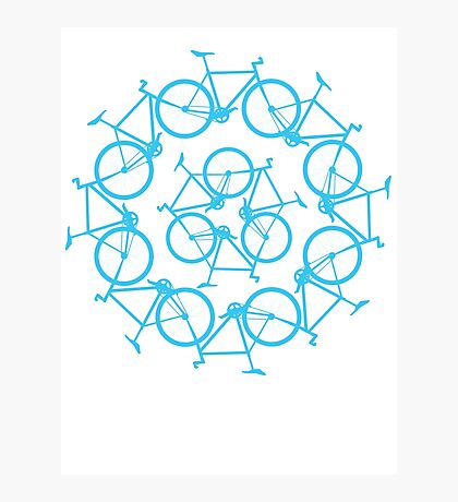 Re-Bicycling Photographic Print