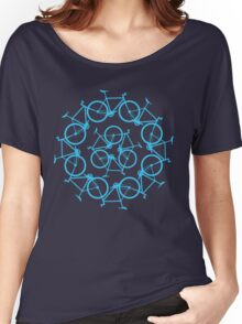 Re-Bicycling Women's Relaxed Fit T-Shirt