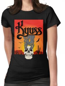 k s r Womens Fitted T-Shirt