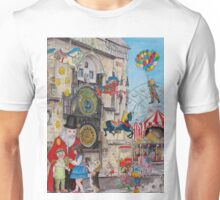 Prague's Carnival - the Achievement! Unisex T-Shirt