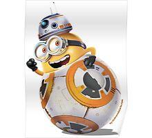 Minion BB-8 Poster