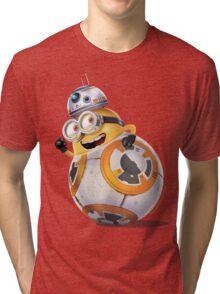 Minion BB-8 Tri-blend T-Shirt