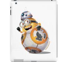 Minion BB-8 iPad Case/Skin