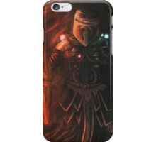 Interstellar Knight iPhone Case/Skin