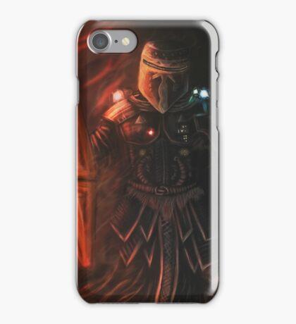 Interstellar Knight iPhone Case/Skin