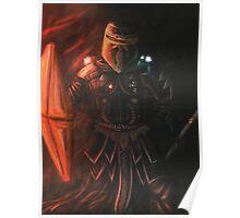 Interstellar Knight Poster