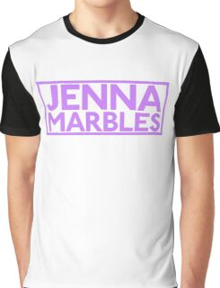 Jenna Marbles - YouTuber Graphic T-Shirt
