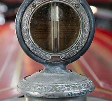 Antique Radiator Gauge by William C. Gladish
