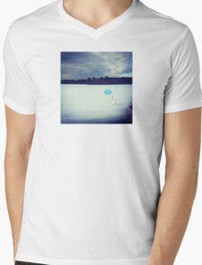 WTF Winter Mens V-Neck T-Shirt
