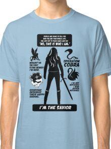 Emma Swan OUAT Classic T-Shirt