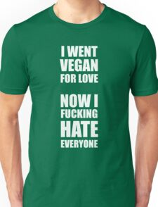 Vegan statement T-Shirt
