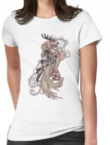 Vicar Amelia - Bloodborne Womens Fitted T-Shirt