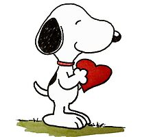 Snoopy In Love by gamefantasia