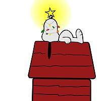 Snoopy Xmas by gamefantasia