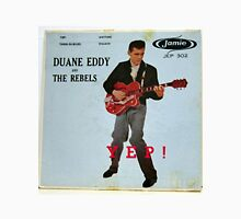 Duane Eddy EP cover Rockabilly, Rebels, Guitar Unisex T-Shirt