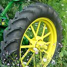Deere Wheel by clizzio