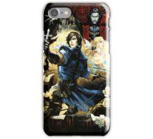 Richter Belmont iPhone Case/Skin