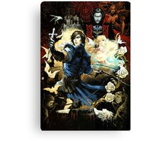 Richter Belmont Canvas Print