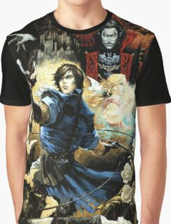 Richter Belmont Graphic T-Shirt