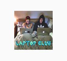 Joe and Caspar Laptop Club Unisex T-Shirt