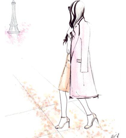Paris Je taime Sticker