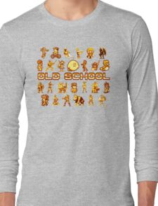 Golden Age of Gaming Long Sleeve T-Shirt
