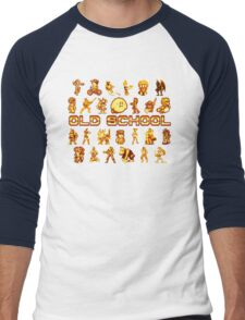 Golden Age of Gaming Men's Baseball ¾ T-Shirt