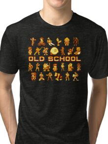 Golden Age of Gaming Tri-blend T-Shirt
