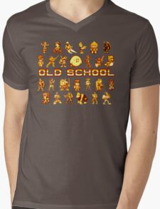 Golden Age of Gaming Mens V-Neck T-Shirt