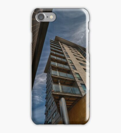 Balconies HDR iPhone Case/Skin