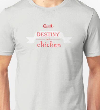 Camelot Enterprises / Destiny and Chicken Unisex T-Shirt