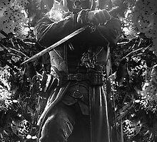 Dishonored 2 - Assassin  by LekkerOntwerpen