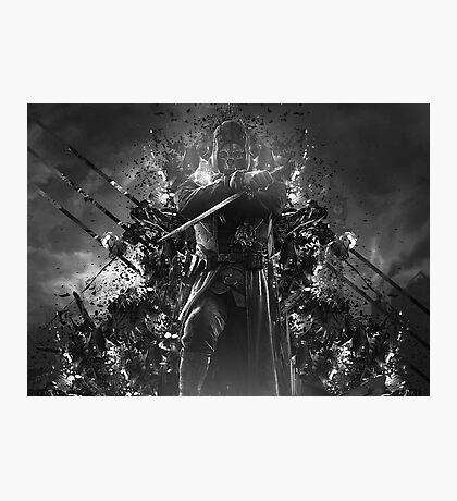 Dishonored 2 - Assassin  Photographic Print