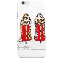 Louboutin Obsession iPhone Case/Skin