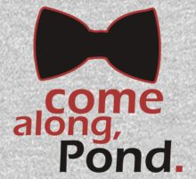 Come Along, Pond Kids Tee