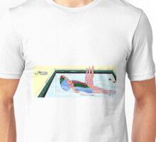 Synchronized Swimming Unisex T-Shirt