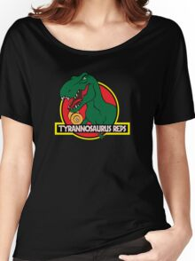 Tyrannosaurus Reps Women's Relaxed Fit T-Shirt