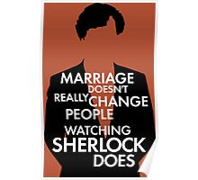 Marriage... Poster