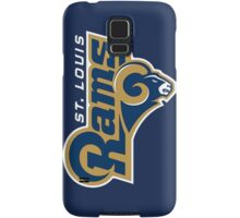 Los Angeles Rams Samsung Galaxy Case/Skin