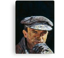 Reilly, Ace of Spies Canvas Print