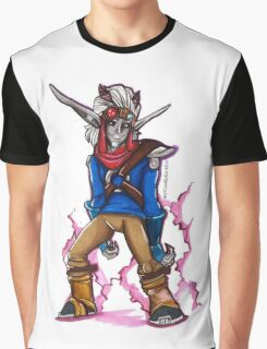Dark Jak Graphic T-Shirt