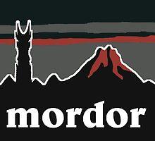 Mordor by MOLENOID