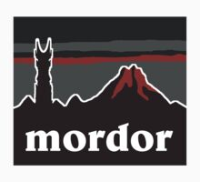 Mordor One Piece - Short Sleeve
