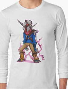 Dark Jak Long Sleeve T-Shirt
