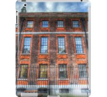 The Chapter House London iPad Case/Skin